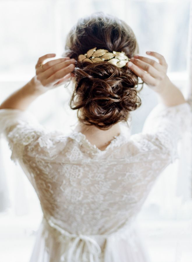 Every girl deserves to look like a princess! http://www.stylemepretty.com/2017/02/13/the-perfect-valentines-day-gift-idea-for-your-groom/ Photography: Lisa Blume - http://www.lisablume.co/