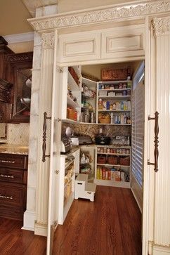 St. Marlo Country Club  pantry