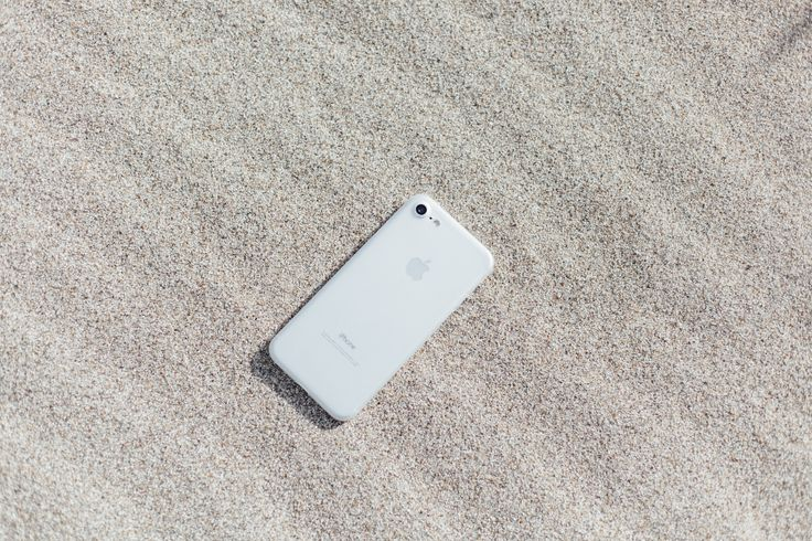 Transparent case for iPhone 7, Nudient cases