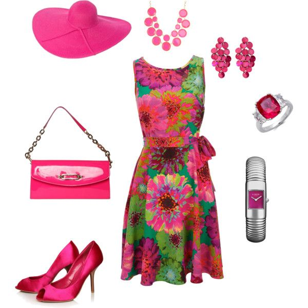 Pink, created by jparrett on PolyvoreTwirling, Style, Pink, Polyvore, Jparrett, Fun, Wear, Create