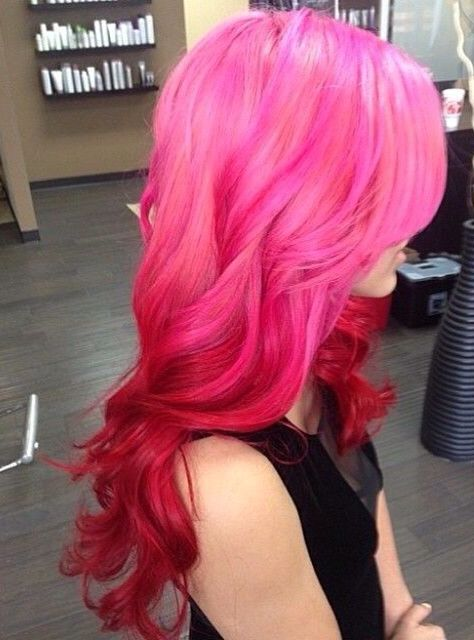 25 Beautiful Bright Pink Hair Ideas On Pinterest Hot