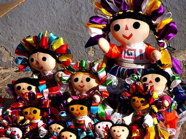 Mexican handcraft markets