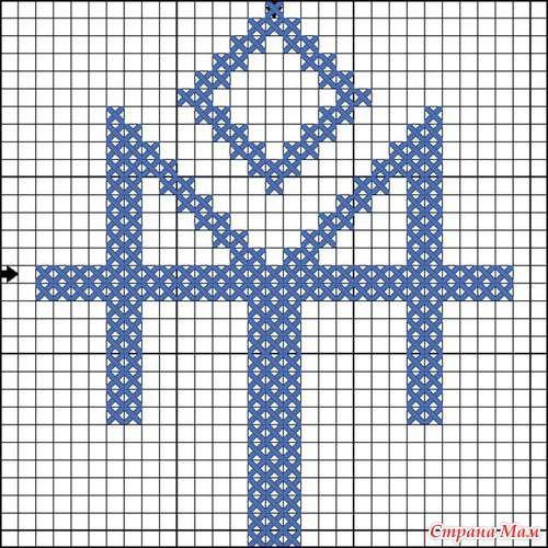 «ДАЖДЬБОГ ЗИМНИЙ» славянский религиозный символ Дажьбога, время которого завершается с началом зимы (на день Дажьбога и Марены), когда Солнце уже совсем не греет. Использование: чуры, капища и святилища.