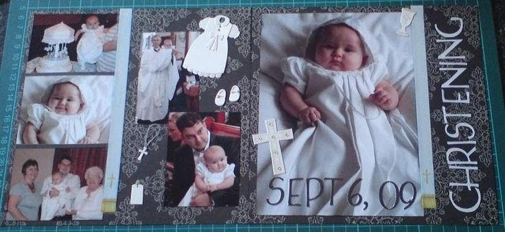 Today I have been working on Amelia's Scrapbook as it has been raining today. This is a 2 page 8x8 layout. I used: 12x12 S.E.I ...
