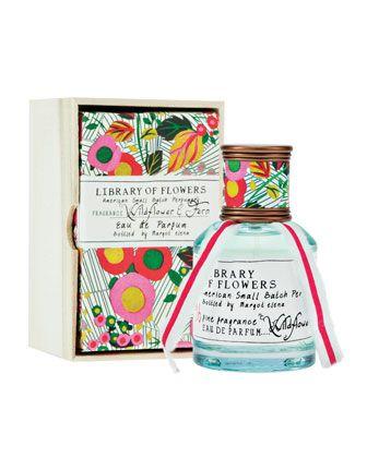 Library of Flowers Wildflower & Fern Eau De Parfum
