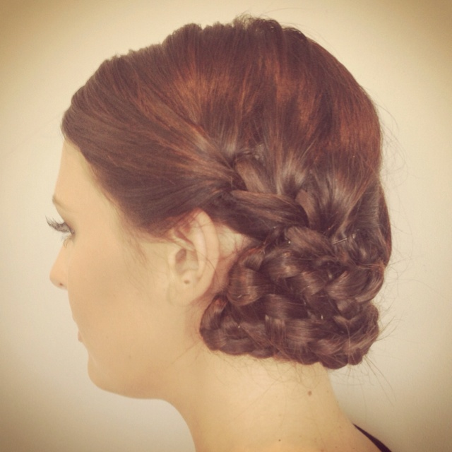 How To Make A Basket Weave Hairstyle : Best long hairstyles images on