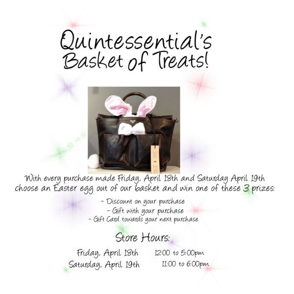 """""""Easter Basket"""" by heatheralize on Polyvore"""