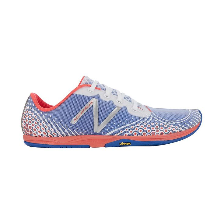 Inject more energy into your runs while youre enjoying the thrill of an as-close-to-barefoot-as-it-gets natural running experience in the newly updated Womens New Balance Minimus Zero v2