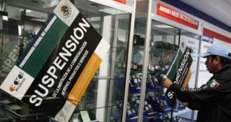 Profeco clausura 764 casas de empeño - http://notimundo.com.mx/mexico/profeco-clausura-764-casas-de-empeno/14693