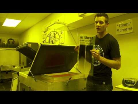 How to Screen Print: What are Halftones? - YouTube