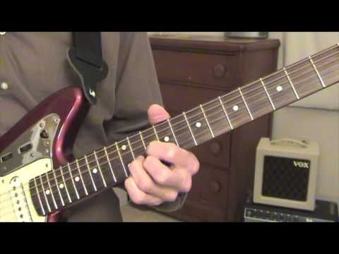 This guitar tutorial covers the instrumental Baja as played by the 60s surf rock group The Chantays. This song was composed by Lee Hazlewood for another 60s surf rock group The Astronauts.