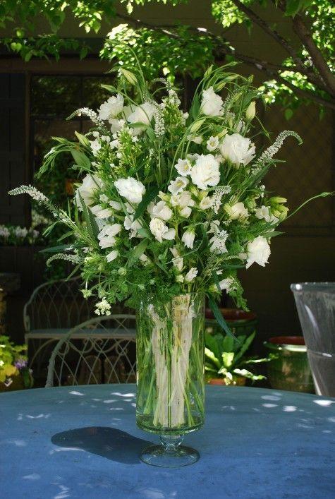 cut flower arrangements & care