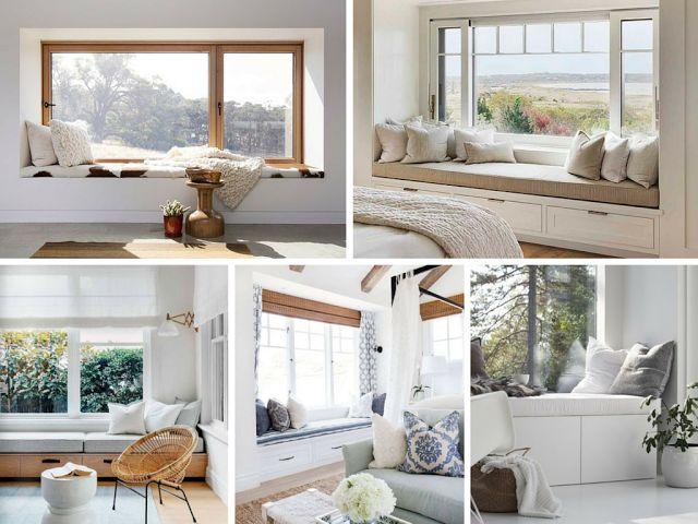 Bancos De Janela. Home Design DecorHome ...