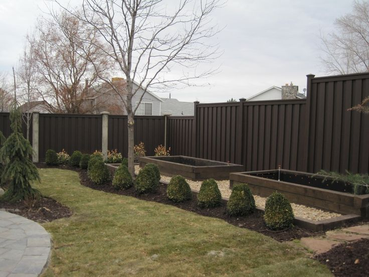 18 Best Fence Heights - Trex Images On Pinterest