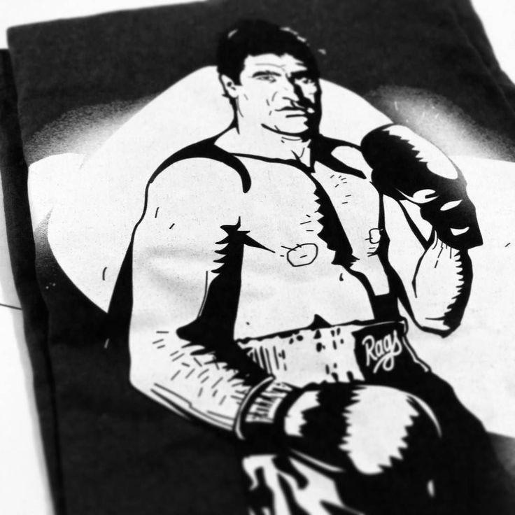 Parlov #tshirt freshly printed and ready to be shipped!  #parlov #hrvatska #croatia #boxer #boxing #fighter #tshirt #fashion #tee #clothing #shirt #style #design #black #streetwear #tees #clothes #tshirts #apparel #art #swag #onlineshop #shop #print #handmade #illustration #mignola #drawing #ink #comic