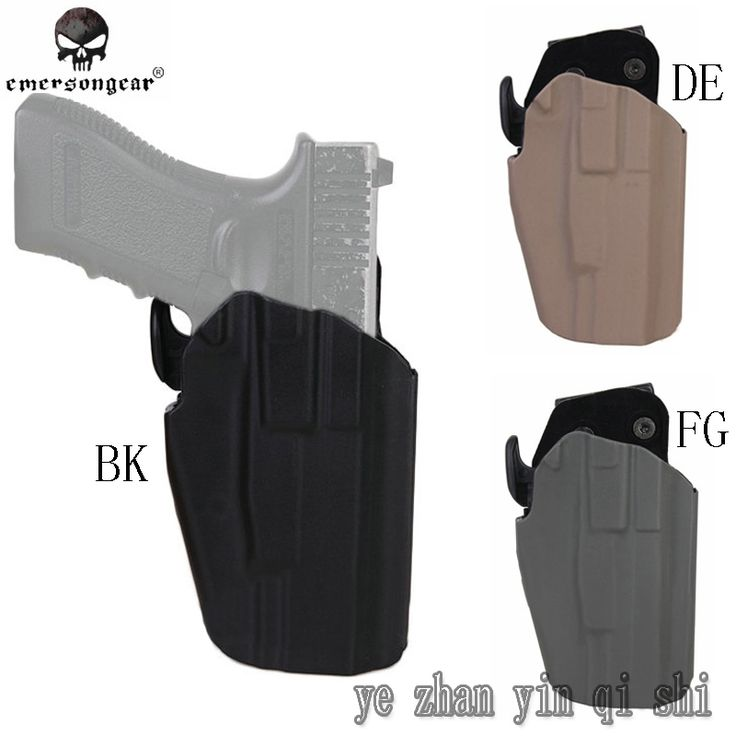 26.68$  Watch here - http://aliwnt.shopchina.info/go.php?t=32701459680 - EmersonGear 579 style fast preparation GLOCK Holster Waist Harness tactical Holster 26.68$ #buymethat