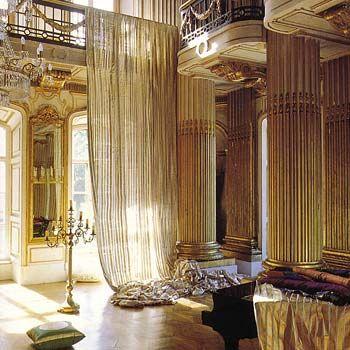 Schloss Ludwigslust - Goldener Saal