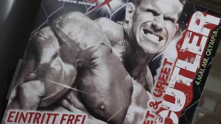 Jay Cutler Event 08.10.2014 / 4 time Mr Olympia Bodybuilding Fitness Jay Cutler NMDK Design Ludwigshafen Mannheim Heidelberg Behind the Scenes Impression