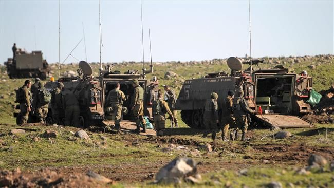 The Tel Aviv regime has dispatched a battalion of Combat Intelligence Coalition Corps half a kilometer inside Syria's territory on back-to-back incursions to observe all developments and eavesdrop on military conversations there. Press TV has asked an analyst what the Israeli military is seeking by infiltrating into Syria.