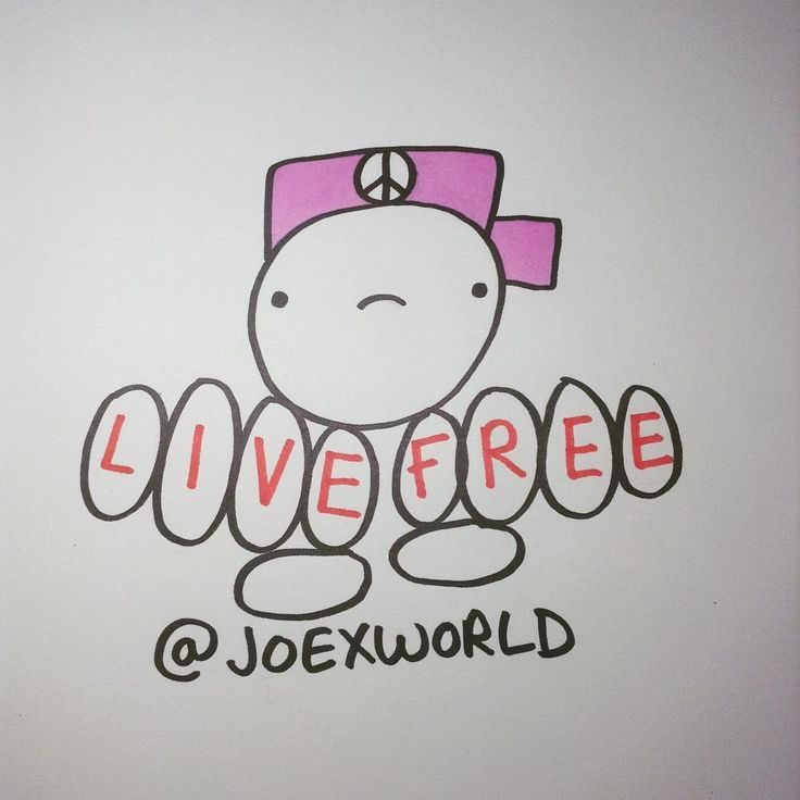 Live Free @joexworld  #quote #quotes #instaquote #draw #drawing #drawings #cartoon #cute #comedy #fun #funny #meme #memes #motivate #motivation #motivationalquotes #inspire #inspired #inspiration #insperationalquotes #create #creation #dream #dreams #alchemist #spiritual #love #life #peace #joexworld