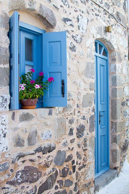 Nisyros , Greece