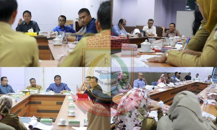 Empat Komisi DPRD Kota Makassar Monev Bersama Mitra Kerja