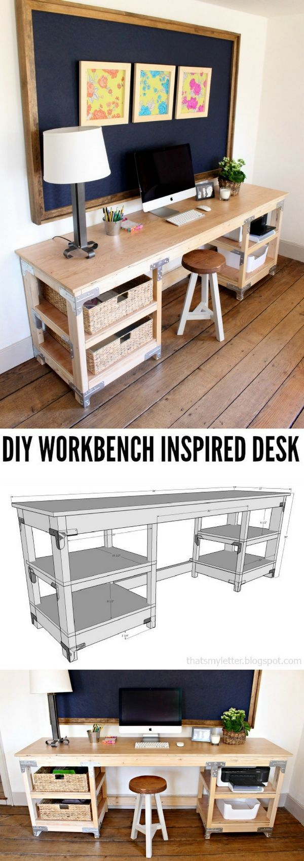 Best 25 diy workbench ideas on pinterest garage diy for Building a garage on a budget