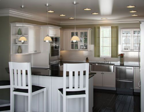 Modular Home Interior | Mobile Home Kitchen Cabinets : The Faster Ways In  Painting Your .