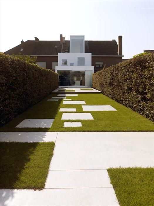 House Schuurmans by dmvA Architecten