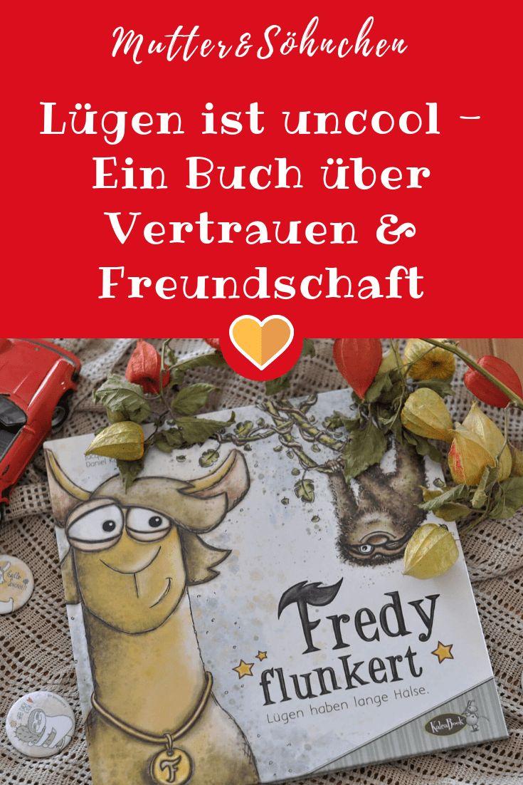 Fredy flunkert – Lügen haben lange Hälse – Mutter&Söhnchen