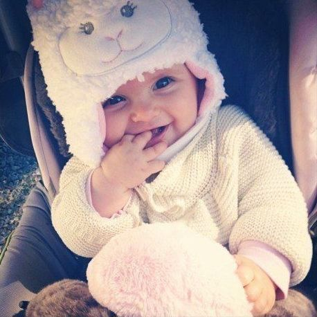 @Mary Becraft  You have to do this with your future child :) .... Mary had a little lamb<3