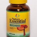 "Reishi (Micelio) 50 cápsulas de 400 mg.""Inmunológico"" Nature Essential  $7.10"