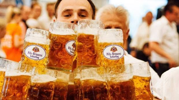 10 reasons why Oktoberfest is the best thing that happens to London