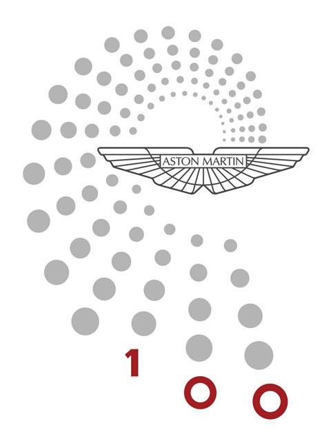 Aston Martin Adds Nautical Theme to 100th Anniversary Logo   StockLogos.com