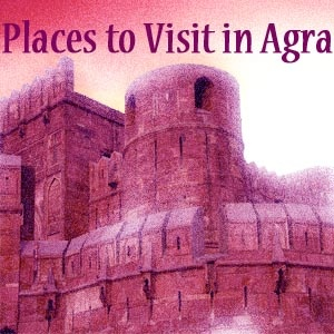 Visit places in Agra in your holiday packages with cheapest rate on Fli-ghts.