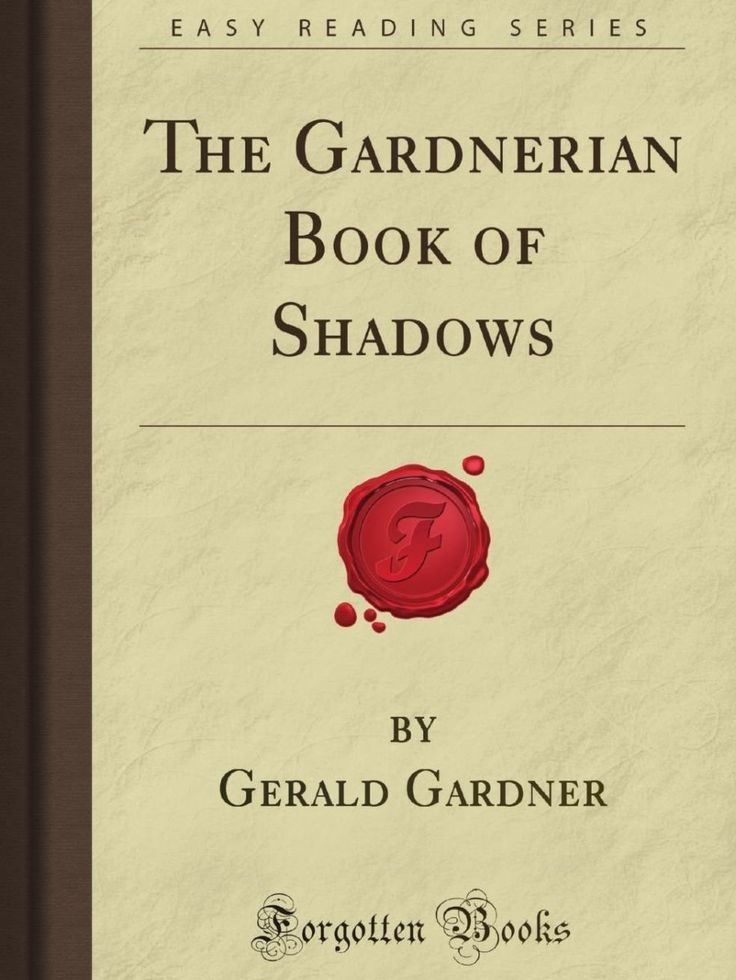 LIVRO DAS SOMBRAS (Book of Shadows)