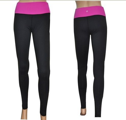 Lululemon Yoga Wunder Under Pant Roseo
