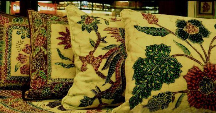 Bantal Batik