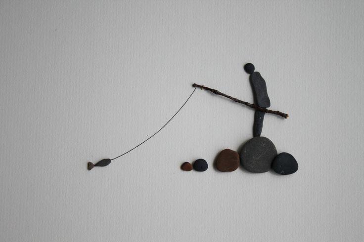 Pebble Art...