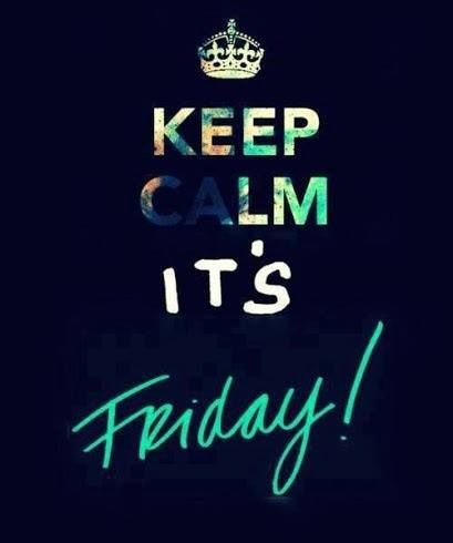 Something about Friday's!