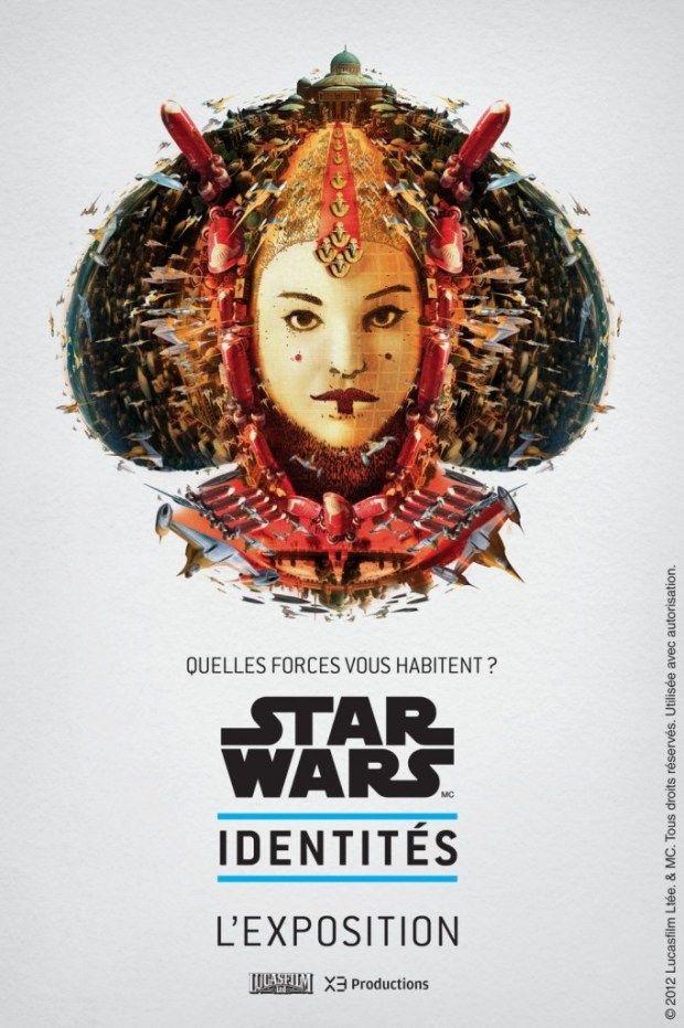 swid amidala Lexpo Star Wars a atterri à Paris