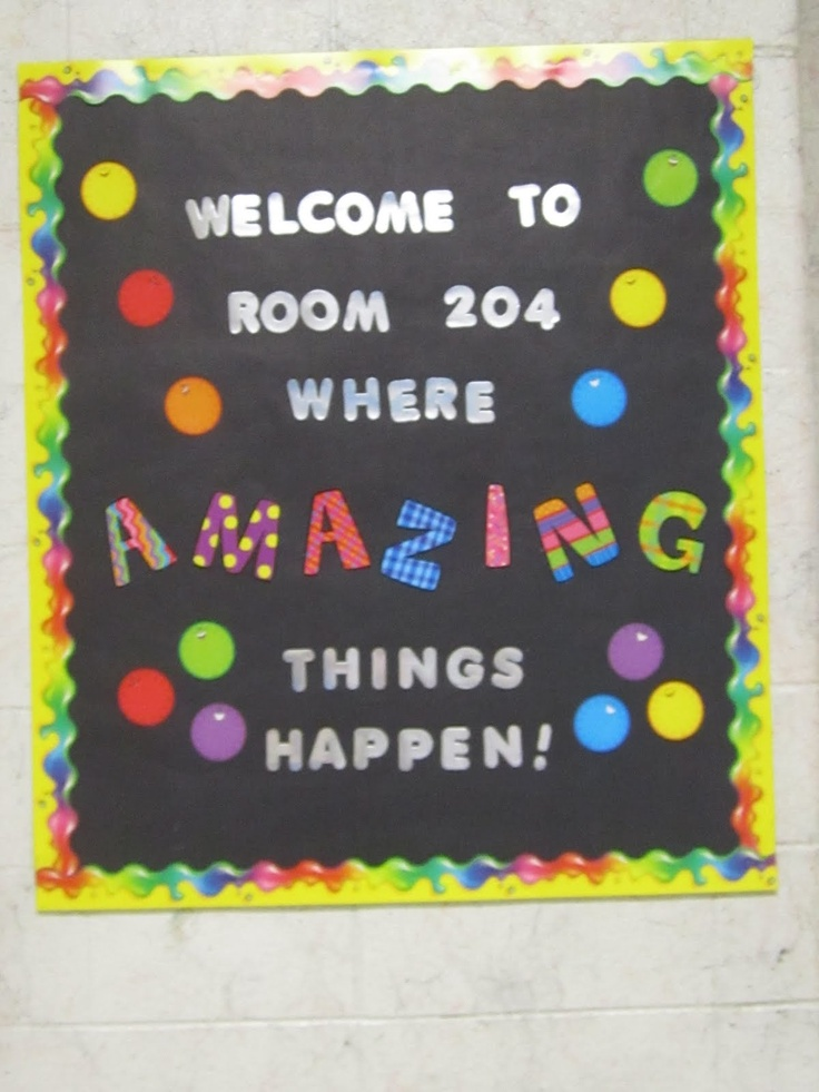 Classroom Welcome Ideas ~ Best classroom board ideas images on pinterest
