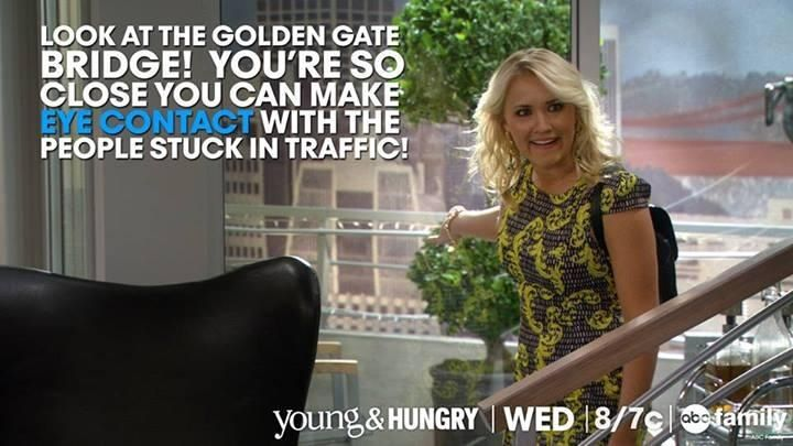 Young & Hungry - funniest show ever