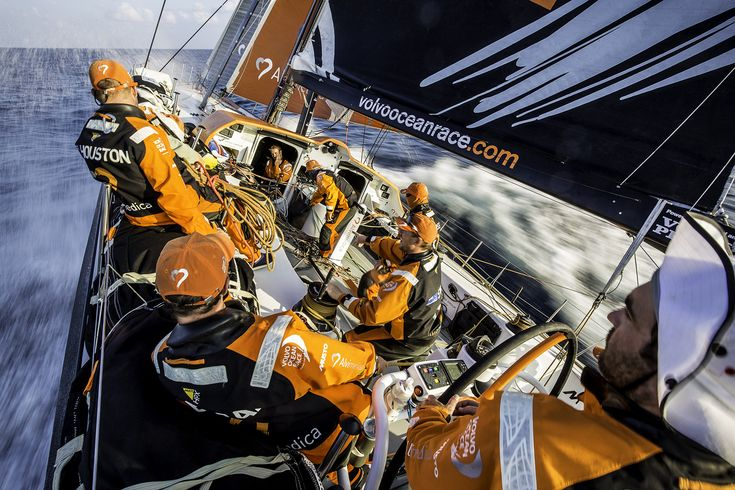 Amory Ross/Team Alvimedica/Volvo Ocean Race via Getty Images