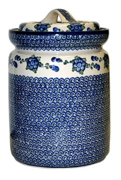 Absolutely Beautiful Polish Stoneware Crock I D Love To Have A Piece Like This For My Collection Simple And Brilliant In 2018