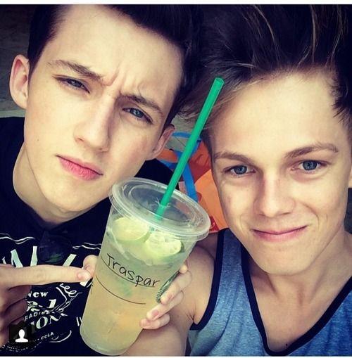 Troye and Caspar
