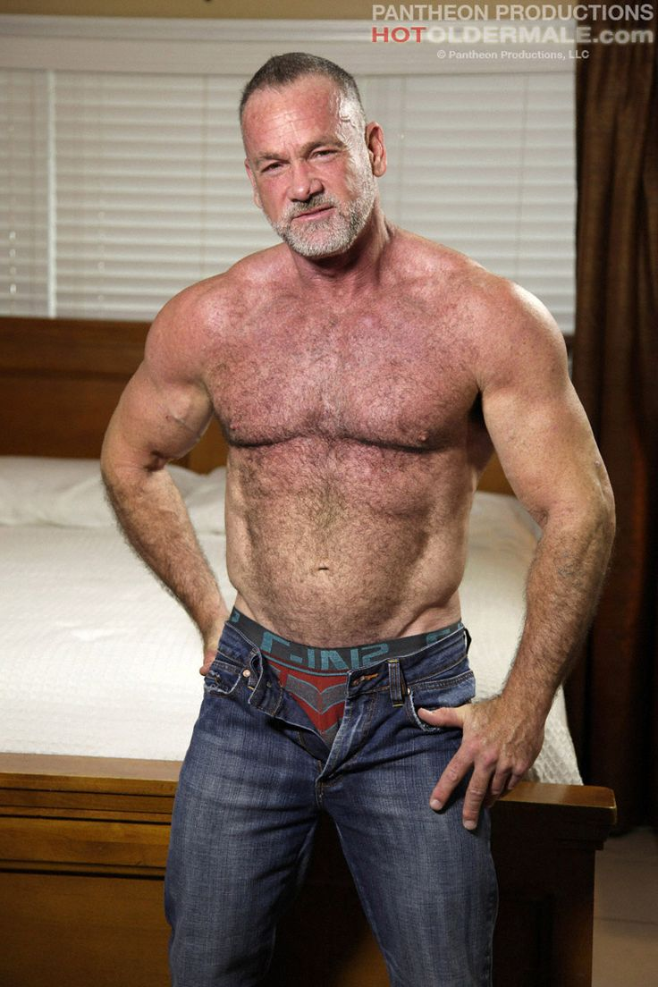 Sexy older men gay porn