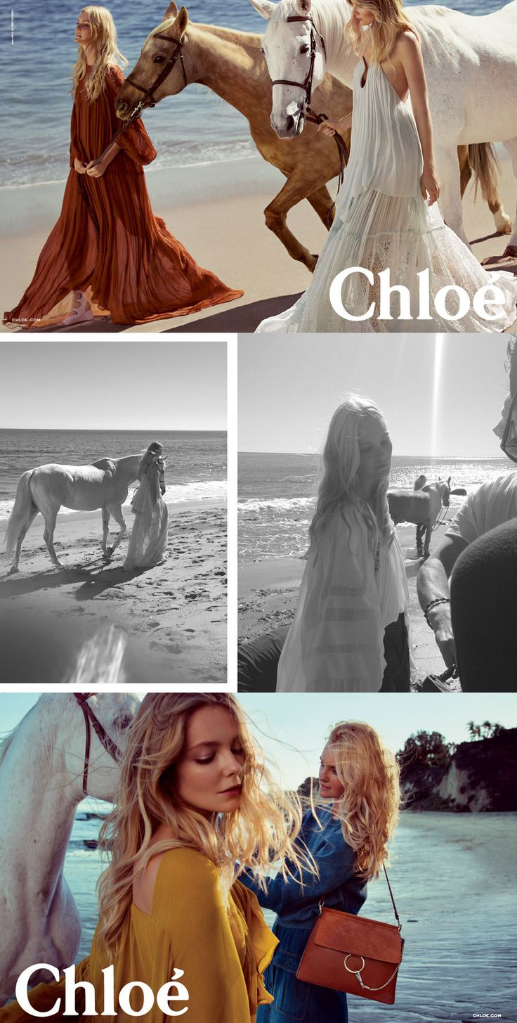 Chloé Spring Summer Campaign 2015