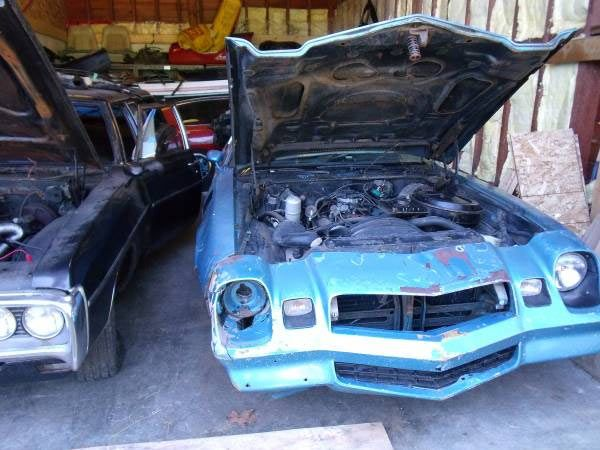 40 Muscle Cars For Sale Includes 1970s Camaro - Muscle Car