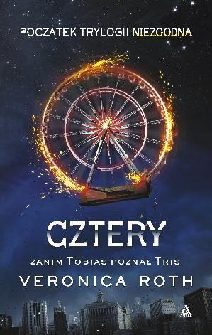 Cztery - Veronica Roth